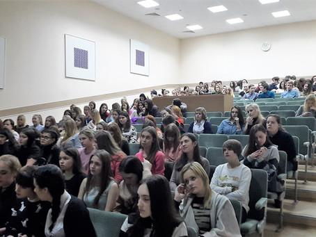 Студенты Вологодского кооперативного колледжа проверили свои предпринимательские способности