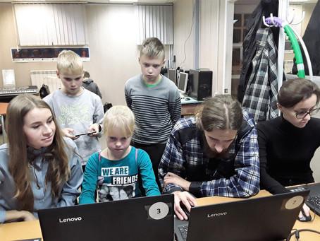 Встречи детей и родителей с наставниками