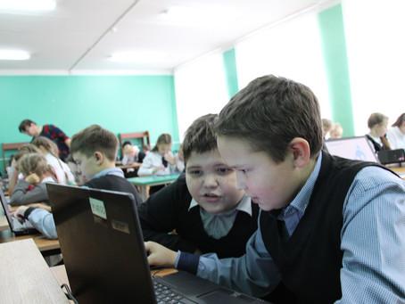 В Соколе прошли кибер-соревнования по цифровой грамоте