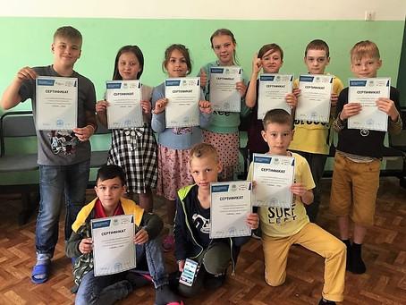 Цифровые смены для детей и подростков прошли в Изумруде