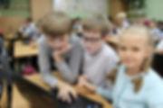 Кибер-соревнования 30 школа Вологда