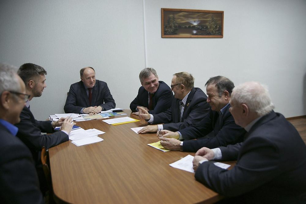 Встреча ВоГУ