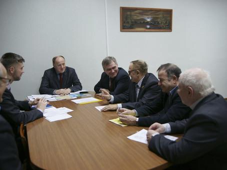 Развитие сотрудничества с Вологодским университетом