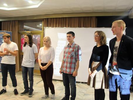 Научные поединки прошли в Череповце в рамках Всероссийского фестиваля науки NAUKA 0+
