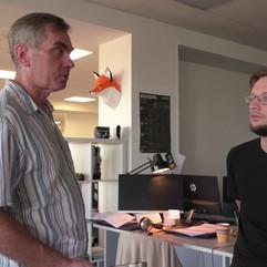 Интервью с начинающим веб-разработчиком Константином Корягиным