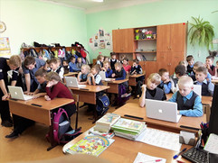 Школа Нюксеница