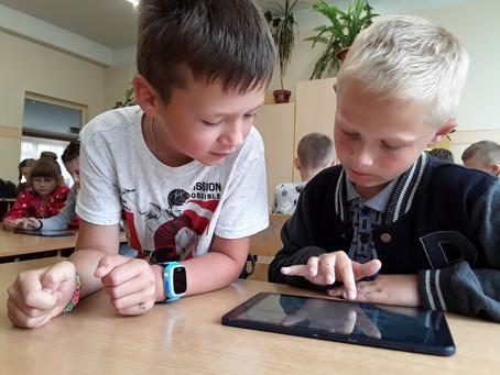 ИТ-смены прошли в городских летних лагерях Вологды