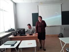 Встреча с предпринимателем С. Клещиновым