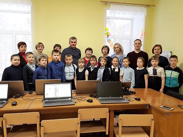 Мастер-класс с детьми в Бабушкинском ЦДО