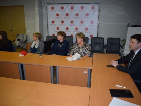 Заседание Общественного совета при Комитете