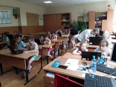 В 30 школе Вологды