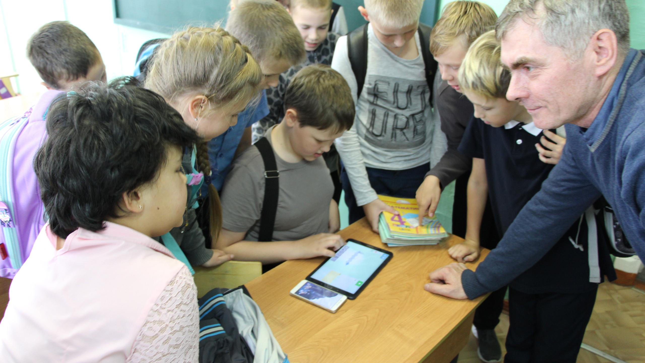 Мастер-классы VolBIT Белозерск