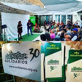 Solidarios presntó la revista ecosistema