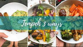 Tempeh 3 ways