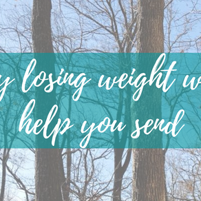 Why losing weight won't help you send