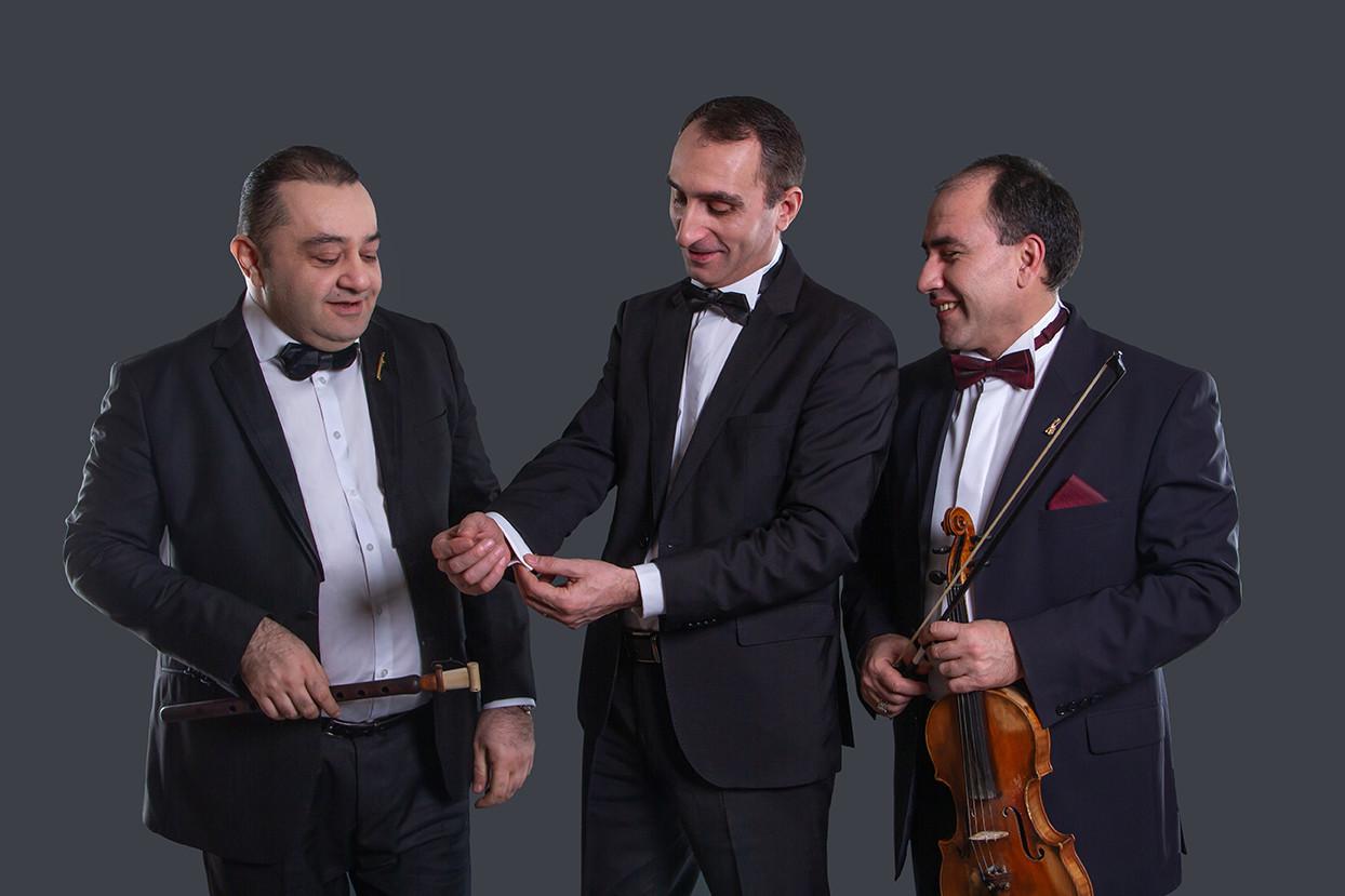 Masters Trio