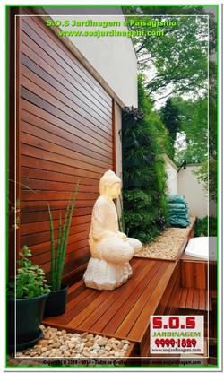 S.O.S Jardinagem e Paisagismo Deck Arquivil  00364