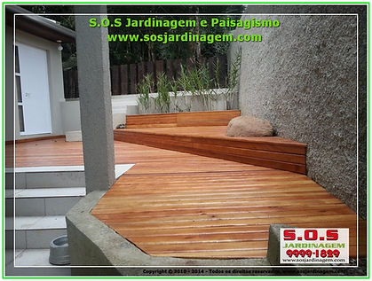 S.o.s Jardinagem e paisagimo,  projeto feito pela s.o.s jardinam e paisagismo em curitiba