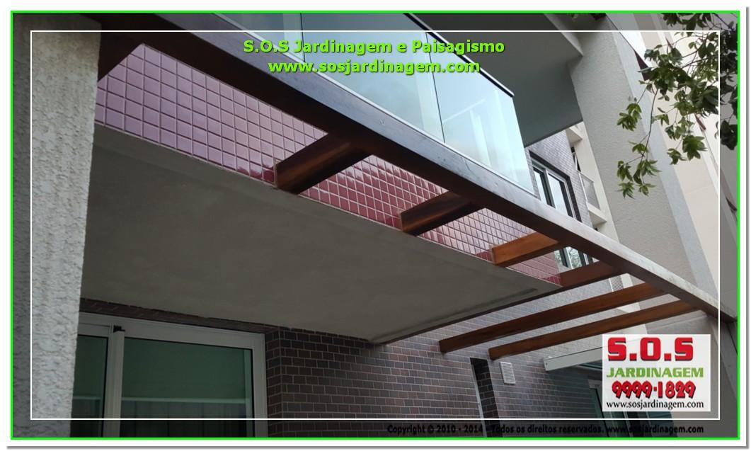 S.O.S Jardinagem e Paisagismo Deck Arquivil  00204