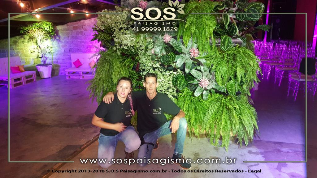 Parede Verde Evento Boticario 20180325_225900
