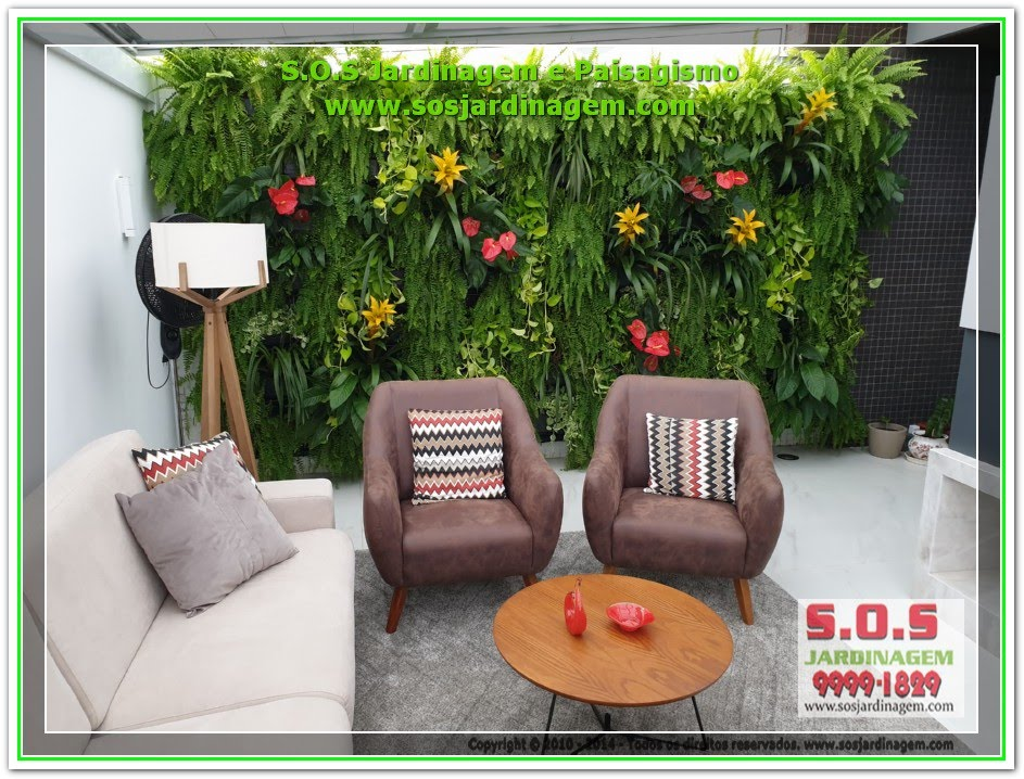 #Jardim Vertical #Parede Verde #Cliente ( Rocha)20200303_160320