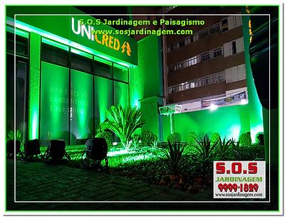 Unicred Batel 04_04_2016-  Projeto feito pela S.O.S Jardinagem e Paisagismo