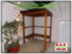 S.o.s Jardinagem e paisagimo,Pergolado para Orquideas  feito pela s.o.s jardinam