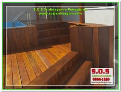 S.O.S Jardinagem e Paisagismo Deck Arquivil  00195