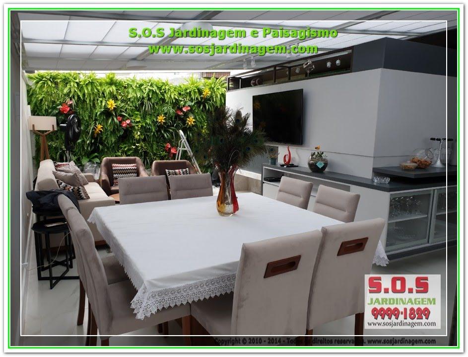 #Jardim Vertical #Parede Verde #Cliente ( Roch)20200303_145157