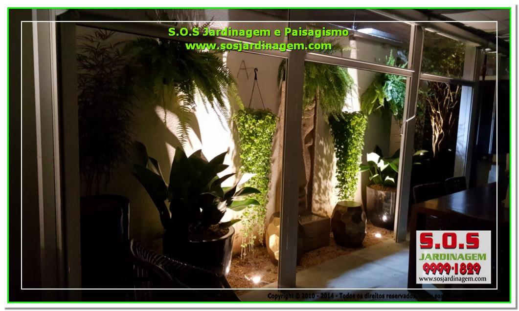 S.O.S Jardinagem e Paisagismo Deck Arquivil  00226