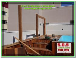S.O.S Jardinagem e Paisagismo Deck Arquivil  00044