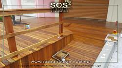 Pergolado e Deck em Curitiba