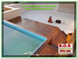 S.O.S Jardinagem e Paisagismo Deck Arquivil  00231