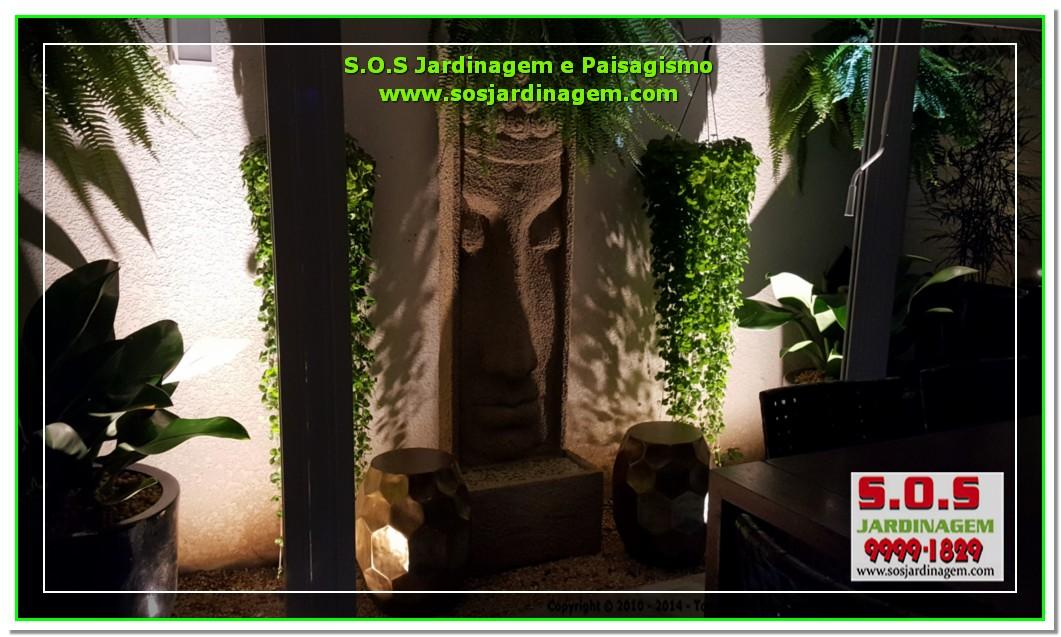 S.O.S Jardinagem e Paisagismo Deck Arquivil  00230