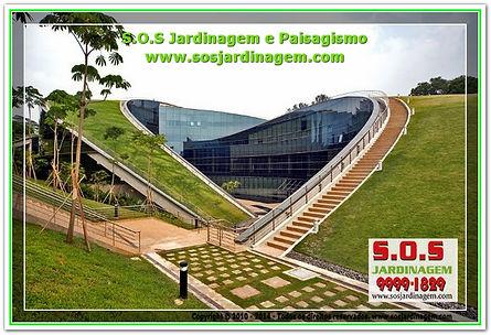 Jardim Vertical, Parede Verde, Telhado ecologico, S.O.S Jardinagem e Paisagismo em Curitiba
