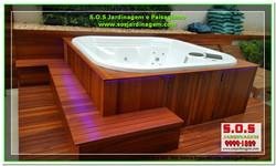S.O.S Jardinagem e Paisagismo Deck Arquivil  00356