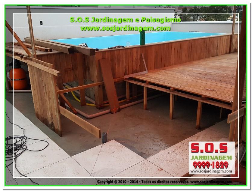 S.O.S Jardinagem e Paisagismo Deck Arquivil  00014