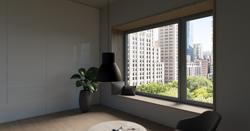Blaurock uPVC Window roller shutter