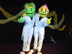 Life Size Puppets!