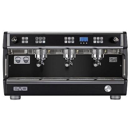Μηχανή Espresso Dalla Corte evo2 3 Blackboard