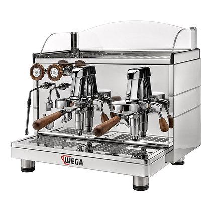 Μηχανή Espresso Wega Mininova Classic ΕΜΑ/2 Wood