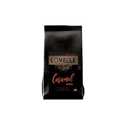 Σοκολάτα LOVELLE με γεύση Καραμέλα 500g