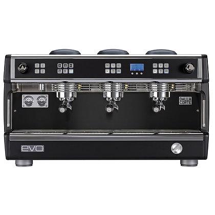 Μηχανή Espresso Dalla Corte evo2 3 High Blackboard