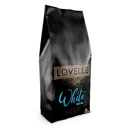 Σοκολάτα LOVELLE Λευκή 1kg