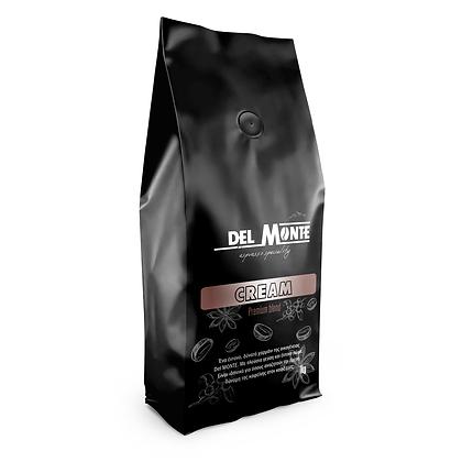 Del MONTE Espresso CREAM Blend 1kg