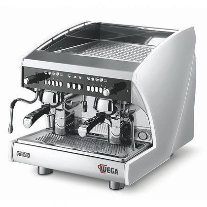 Μηχανή Espresso Wega Polaris EVD/2 COMP + SPIW