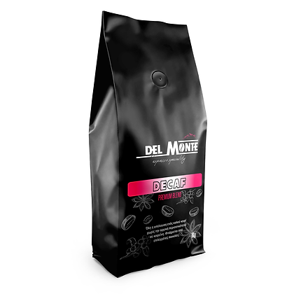 Del MONTE Espresso DECAF Blend 1kg