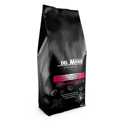 Del MONTE καφες φιλτρου με άρωμα Αμύγδαλο 1kg