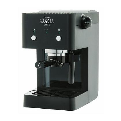 Μηχανή Espresso Gran Gaggia Style Black