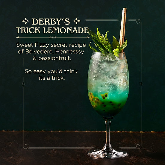 Derby's Trick Lemonade